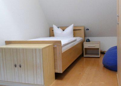 Einzelbett im 2-Bettzimmer